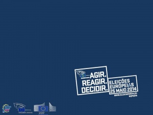 Eleições Europeias 2014 – O futuro da UE