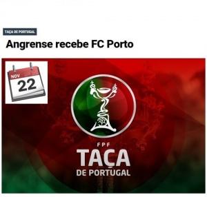Angrense recebe FC Porto!
