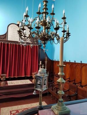 Do Resgate da Sinagoga à Salvaguarda dos Legados