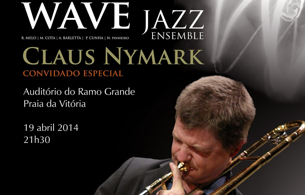 Wave Jazz Ensemble e danças de Carnaval no palco do Ramo Grande
