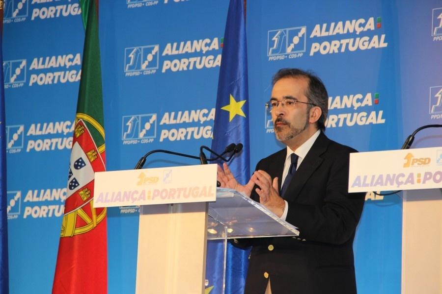 Paulo Rangel garante defesa dos Açores na União Europeia