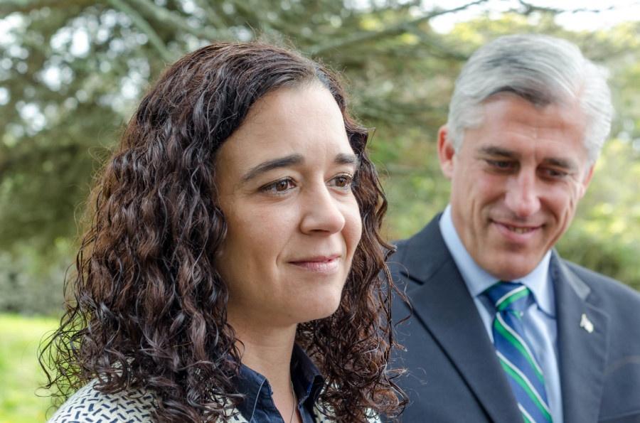 Sofia Ribeiro empenhada na defesa da FIR Oceânica de Santa Maria