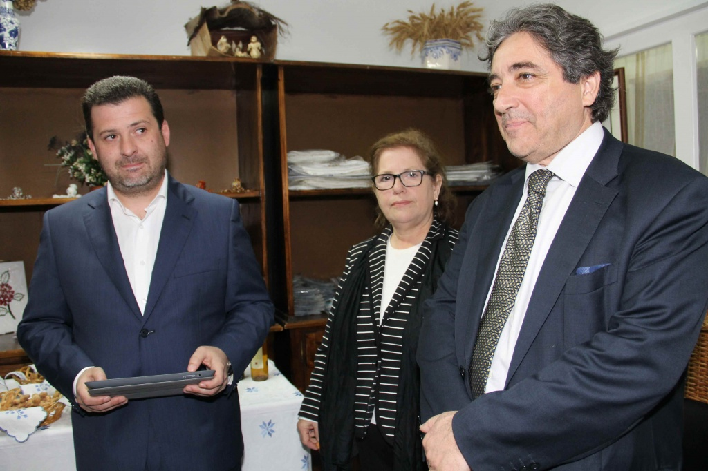 """""""Comprometo-me a desenvolver uma intensa agenda de valorização dos produtos dos Açores na Europa"""""""