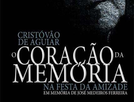 """O lançamento do livro """"O Coração da Memória"""""""