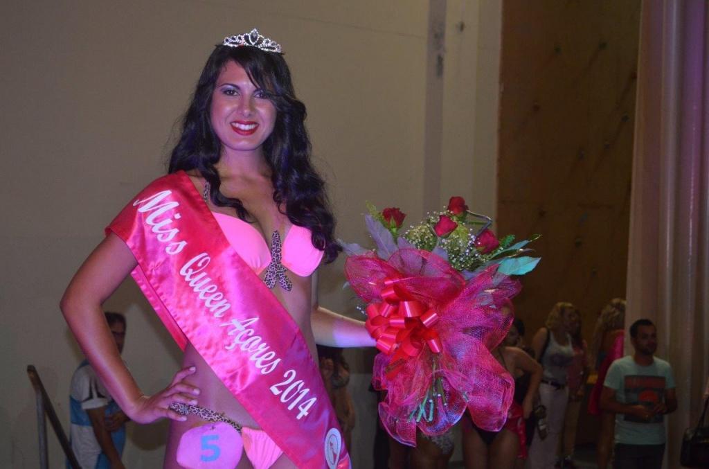 Liliana Silva eleita Miss Queen Açores na Povoação