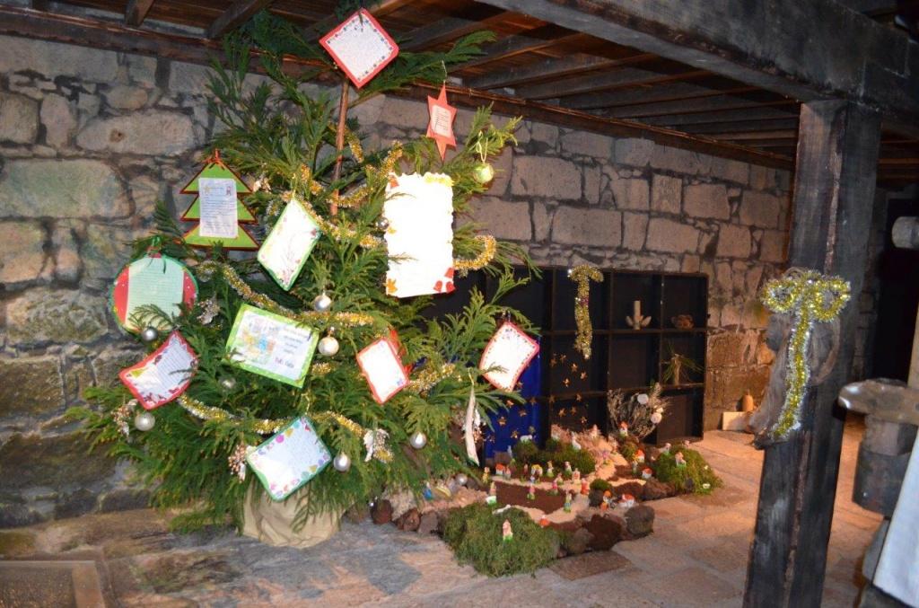 Museu do Trigo recebe cartas para o Pai Natal