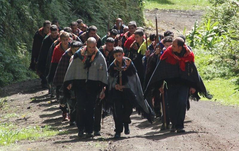 Romeiros na Estrada dia 21 Fevereiro Tradição renova se nos Romeiros da Candelária