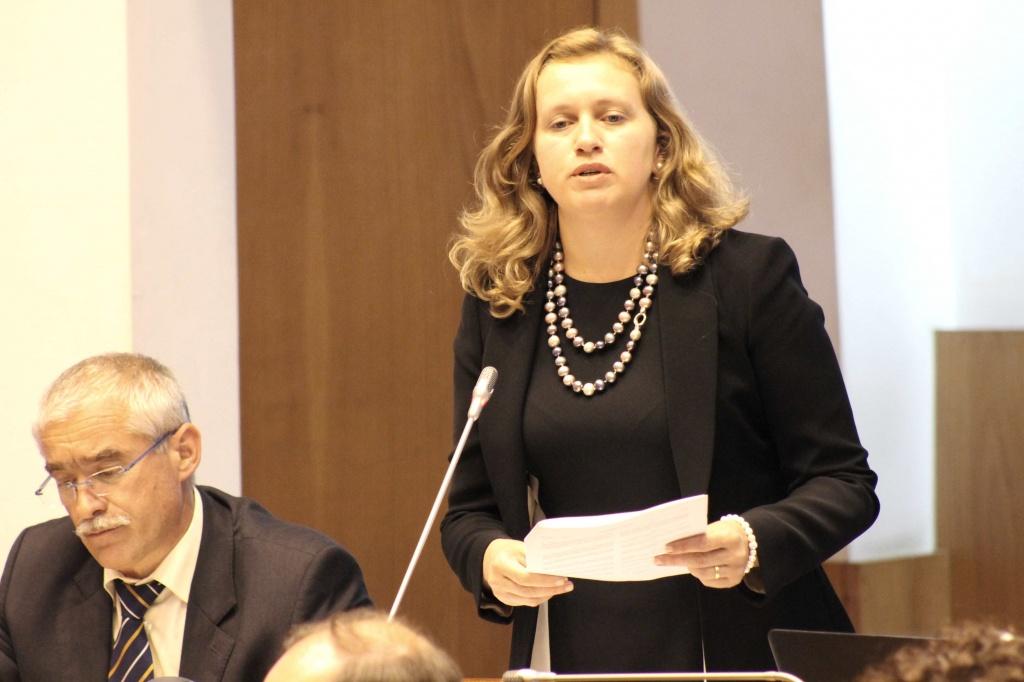 """""""A defesa do ambiente não deve assentar em fundamentalismos"""", defendeu Bárbara Chaves"""