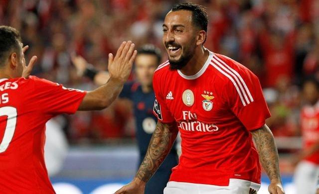 Benfica goleia Sp. Braga por 5-1 em jogo a contar a Liga NOS