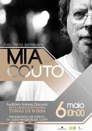 Alunos dos Açores entrevistam o escritor Mia Couto