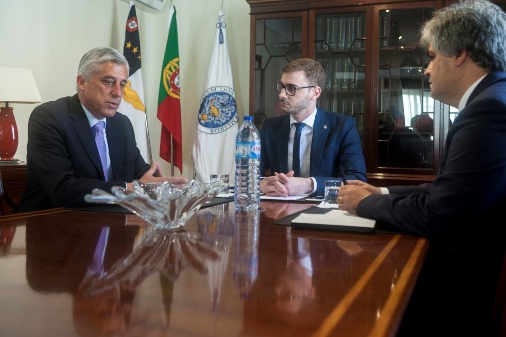 """Duarte Freitas garante """"diálogo próximo"""" com agentes do setor da Saúde"""