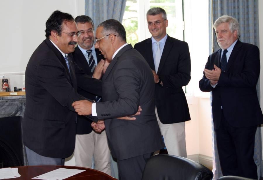 Bombeiros dos Açores e de Portugal continental cooperam na formação e na partilha de infraestruturas