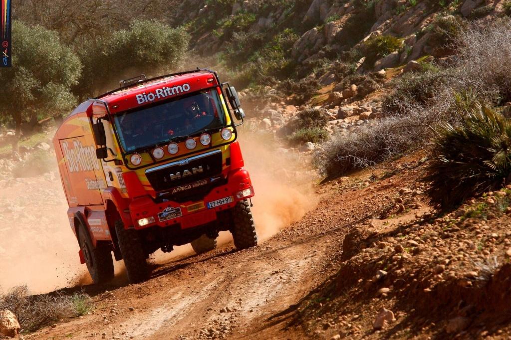 Elisabete Jacinto no Morocco Desert Challenge