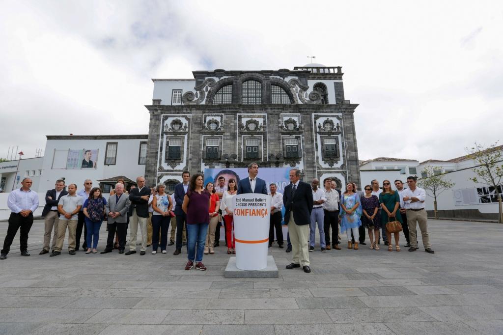 """José Manuel Bolieiro: """"o nosso projeto é de cidadania"""""""