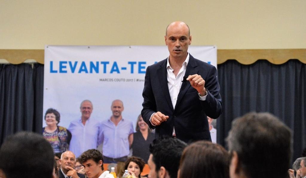 Marcos Couto rejeita debates desiguais na Antena 1/Açores