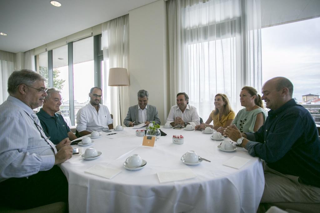 Vítor Fraga considera setor turístico fundamental para afirmação e desenvolvimento do concelho de Ponta Delgada