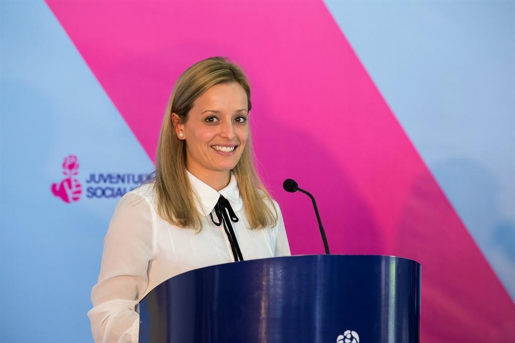 Ana Vitória Couto quer JS como parte de um projeto de transformação e de progresso liderado pelo PS/Açores