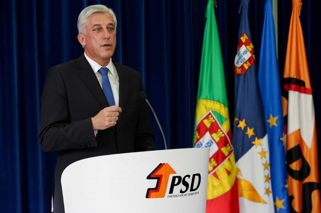 """""""Sentimento de impunidade"""" na governação é da responsabilidade de Vasco Cordeiro"""