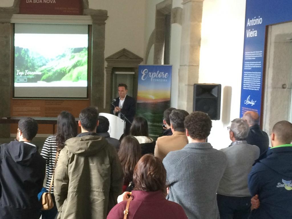 Ilha Terceira com novo site de promoção da oferta turística