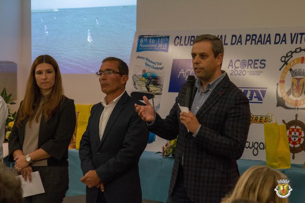 Câmara Municipal da Praia pronta para criar  Cluster económico do mar na baía da Cidade